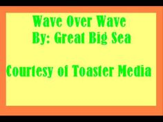 Great Big Sea:: Wave Over Wave
