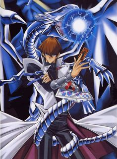 Taking me back to the childhood...Yes, Kaiba was a bit of a jerk, BUT, he had the coolest dragon in the universe, and his back-story was appropriately tragic. Plus, his little brother, Mokuba. And that is why Seto was my favorite.