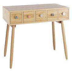 FLEUR Oak dressing table