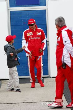"""Seb told me to tell you that he took the SF15-T for a spin while you were doing your business in there!"""