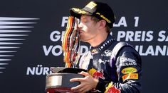 Prior to Sunday, Sebastian Vettel's best finish in the German Grand Prix was a second-place showing in 2009. #German2013
