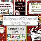 This file includes the following items and each fit the Hollywood/Movie theme:1. Behavior clipchart2. Editable S.T.A.R. binder cover3. Birthday ...