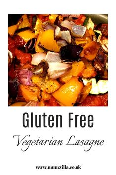 Gluten Free Vegetarian Lasagne | Mumzilla