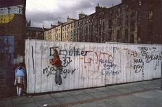 Raymond Depardon, Glasgow '80 series