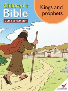 Children's Bible Comic Book Kings and prophets - http://www.learngrowth.com/religion-faith/childrens-bible-comic-book-kings-and-prophets/