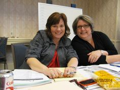 Gateway Chapter President Lisa Waligorski and ALA President-Elect Paula Barnes led a meeting filled with inspiration, creativity and fun! We have a lot to look forward to this year!