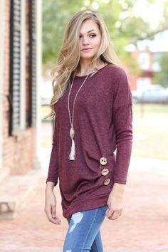 Lavish Boutique  - Love this tunic!