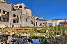 Urban Decay by Pascal Parent, via Flickr Hdr, Urban Decay, Parenting, Explore, Mansions, House Styles, Childcare, Fancy Houses, Exploring