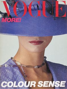UK Vogue. February 1979