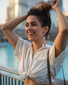 Indian Celebrities, Bollywood Celebrities, Bollywood Fashion, Bollywood Actress, Sanya Malhotra, Daisy Shah, Vsco Photography, Beautiful Indian Actress, Best Actress