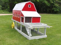 chicken tractor - bahahahaha too much.