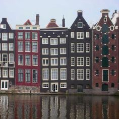 Amsterdam - I've been twice but I'd gladly go again