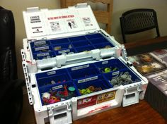 Storage Solutions | Zombicide | BoardGameGeek