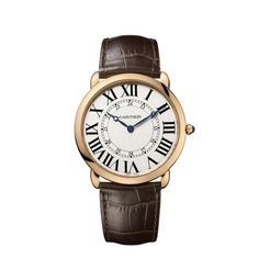 Ronde Louis Cartier watch, 42 mm W6801004