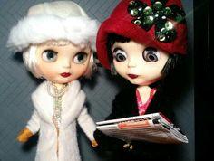 Daisy & Laverne Il grande Gatsby!