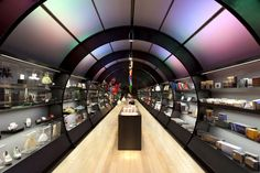 Athens Concert Hall shop by Kokkinou-Kourkoulas Architects - The Greek Foundation