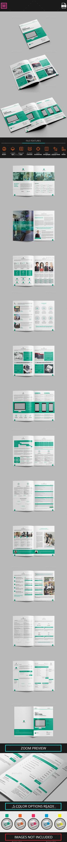 Corporate Clean Business Proposal Template corporateproposal