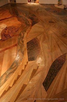 flooring beautiful unique hardwood floor design wood floors