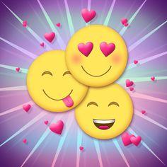 Smiley Smile Love Face Smileys Emoji Wallpaper