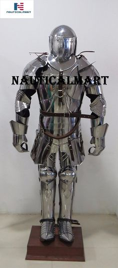 halloween full knight suit of armor 15th century combat full body armor halloween costumes for men halloween costume ideas pinterest 15th century