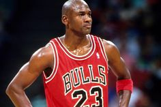 Michael Jordan is also an inspirational basketball player to me because he's taught other players and his fans not to give up and to keep going in life.