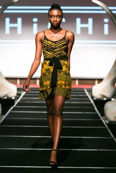 FAB Exclusive: Chichia London at Tribes of Africa by iROCK