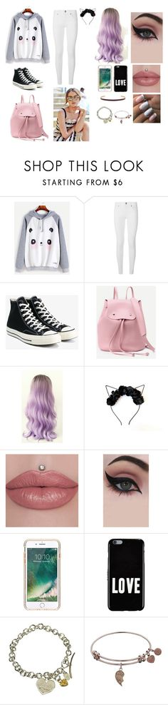"""""""Outfit Casual 2017"""" by lephly on Polyvore featuring interior, interiors, interior design, hogar, home decor, interior decorating, Burberry, Converse, Concrete Minerals y Griffin"""