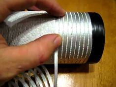 """How to build the """"Laser Saber"""" air battery. - YouTube"""