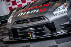 2014 Nissan GT-R NISMO GT500 Super GT Race Car Revealed