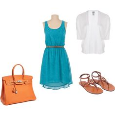 Summer Outfit for travel