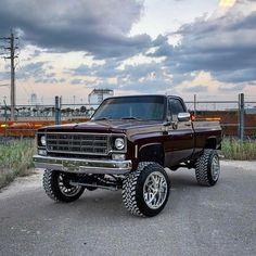 Chevy 4x4, C10 Chevy Truck, Lifted Chevy Trucks, Ford 4x4, Gm Trucks, Chevrolet Trucks, Cool Trucks, Classic Trucks, Classic Cars