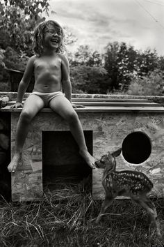 """French photographer Alain Laboile's stunning collection, """"La Famille."""""""