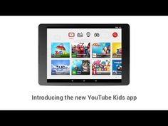 YouTube Kids App is Now Available Free On Play Store and App Store - I4U News