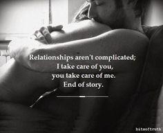 I'll Take Care Of You...♥♥♥