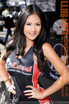 Wheels And Heels Magazine / W&HM: BEST 2015 Formula Drift Long Beach Umbrella Girls and Import Models Highlights #formulad