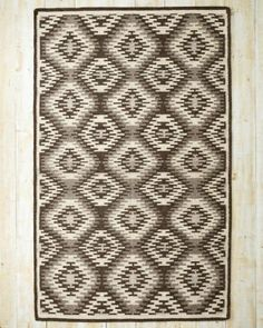Nordic Kilim Wool Rug by Dash & Albert Garnet Hill
