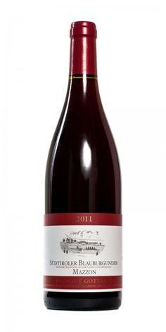 """Gottardi """"Mazzon"""" Pinot Nero 2011"""