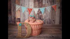 #wildphotography #iowa #newborn #photographer   Coral and Aqua newborn girl banner  Www.wildphotographybytori.com Wild Photography, Image Photography, Newborn Photographer, Iowa, Bassinet, Banner, Home Decor, Banner Stands, Crib