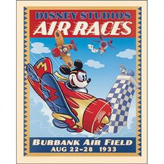 Art 4 Kids Air Races Wall Art - 08154