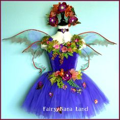 Hey, I found this really awesome Etsy listing at https://www.etsy.com/listing/183036332/fairy-costume-woodland-faerie-adult-size