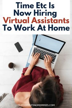 Ever thought of working from home as a virtual assistant? Time Etc hires for these positions and it is a great way to make money. If you have administrative, social media, or writing experience check out this great work at home job option! Virtual Jobs, Virtual Assistant Services, Work From Home Business, Work From Home Jobs, How To Get Clients, Need A Job, Legitimate Work From Home, Part Time Jobs, Earn Money From Home