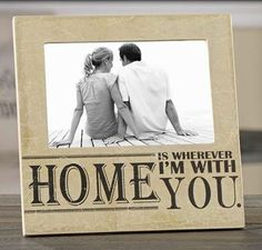 Home is Wherever Frame by Giftcraft