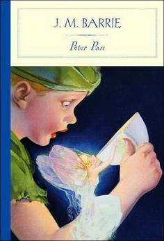 Peter Pan by J. M. Barrie - Just read the intro in the bookstore and had to buy it. How have I never read this story?!