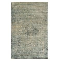 Medallion Rug from Z Gallerie for dining room or living room