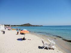Pula, Is Figus beach