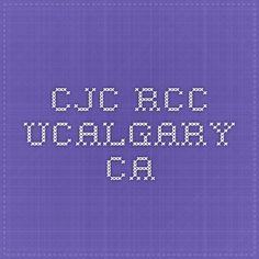 cjc-rcc.ucalgary.ca Imparting Self-Care Practices to Therapists: What the Experts Recommend