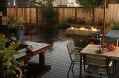 """""""deck""""adent - contemporary - landscape - san luis obispo - Jeffrey Gordon Smith Landscape Architecture"""