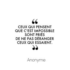 Les meilleures citations sur le travail - Elle We certainly have presently mentioned with regards Work Quotes, Change Quotes, Great Quotes, Life Quotes, Inspirational Quotes, Quotes Francais, Positive Quotes For Life Happiness, Citations Yoga, Thoughts