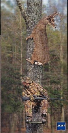 Hahaha hunting