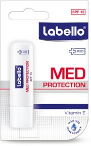 Labello Med Protection - Used the first time by pure chance, never left it